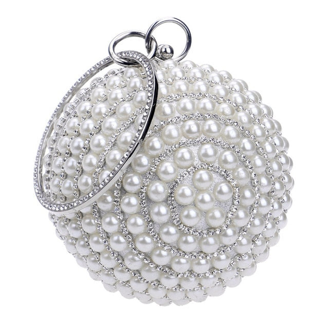 Pearls N All | Evening Bag - Allures From Zenii