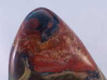 Unique South African Red & Green Jasper Standing Freeform - 152mm, 2205g