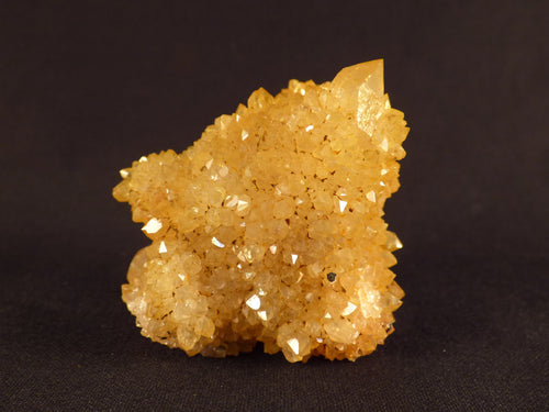 Yellow 'Citrine' Solar Spirit Quartz Specimen - 50mm, 73g
