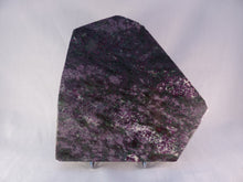 Rare Ruby in Fuchsite Polished Display Plate - 194mm, 1090g