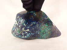 Azure Blue Congo Shattuckite Polished Freeform - 110mm, 278g