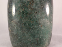 Green Fuchsite Standing Freeform - 100mm, 473g