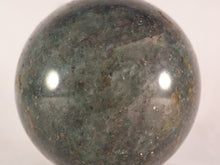 Green Fuchsite Sphere - 60mm, 300g