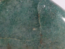 Green Fuchsite Freeform Palm Stone - 55mm, 66g