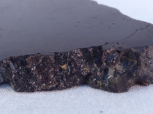 Polished Schorl Black Tourmaline Slice - 76mm, 45g