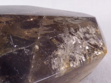 Madagascan Smoky Quartz Polished Standing Point - 74mm, 316g