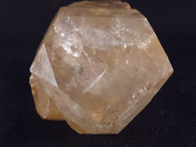 Chunky Natural Congo Pale Citrine Crystal Point - 80mm, 168g