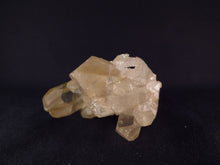 Natural Congo Pale Citrine Crystal Cluster - 96mm, 240g