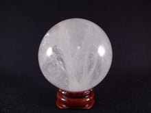 Madagascan Quartz Sphere - 54mm, 227g