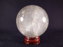 Madagascan Clear Quartz Sphere - 59mm, 282g