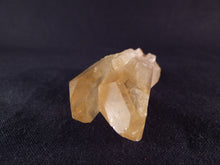 Natural Congo Golden Citrine Twin Crystal Point - 59mm, 42g