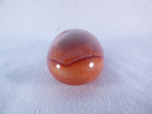 Madagascan Carnelian Freeform Palm Stone - 67mm, 100g