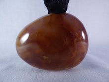 Large Madagascan Carnelian Freeform Palm Stone - 65mm, 180g