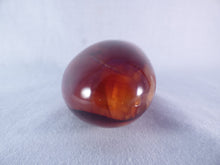 Large Madagascan Carnelian Freeform Palm Stone - 70mm, 180g