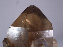 Natural Congo Dark Citrine Cascading Crystal Point - 60mm, 45g