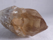 Natural Congo Dark Citrine Cascading Crystal Point - 71mm, 87g