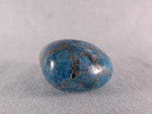 Madagascan Apatite Freeform Palm Stone - 45mm, 67g