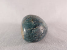 Madagascan Apatite Freeform Palm Stone - 69mm, 134g