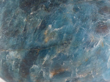 Madagascan Apatite Freeform Palm Stone - 66mm, 138g