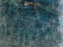 Large Madagascan Apatite Freeform Palm Stone - 70mm, 274g