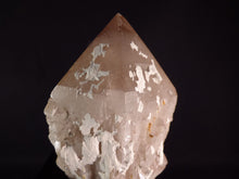 Large Natural Ansirabe Candle Quartz Point - 150mm, 518g
