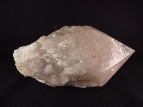 Large Natural Ansirabe Candle Quartz Point - 126mm, 644g