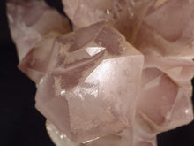 XL Natural Ansirabe Candle Quartz Cluster - 136mm, 1295g