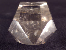Clear Quartz Polished Standing Point - 53mm, 57g