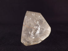 Clear Quartz, Rutile & Mica Polished Freeform Point - 40mm, 60g
