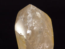 Yellow Hematoid Included Clear Quartz Polished Point - 56mm, 67g