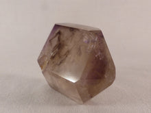 Akansobe Triple Enhydro Smoky Amethyst Polished Double Terminated Point - 56mm, 63g