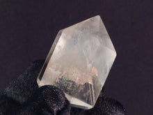 Clear Quartz with Fuchsite Phantoms Polished Standing Point - 35mm, 31g