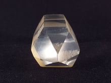 Clear Quartz with Yellow Hematoid Polished Standing Point - 41mm, 35g