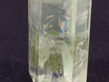 Quartz with Green Fuchsite Phantoms Polished Standing Point - 58mm, 34g