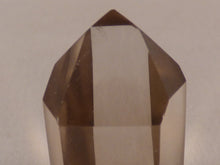 Smoky-Tinted Clear Quartz Polished Standing Point - 45mm, 30g