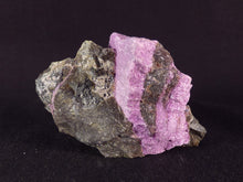 Stichtite and Serpentine Rough Specimen - 46mm, 35g