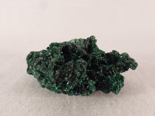 Congo Silky Malachite Natural Specimen - 39mm, 31g