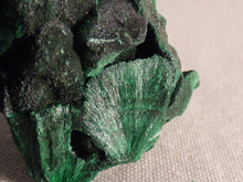 Congo Silky Malachite Natural Specimen - 54mm, 33g