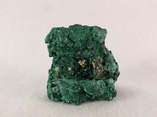 Congo Silky Malachite Natural Specimen - 40mm, 41g