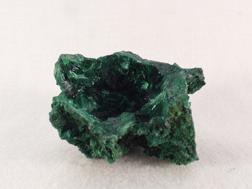 Congo Silky Malachite Natural Specimen - 47mm, 42g