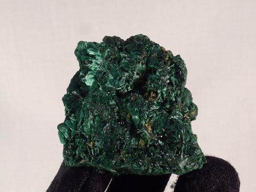 Congo Silky Malachite Natural Specimen - 52mm, 51g