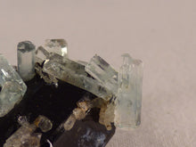 Erongo Aquamarine On Schorl Tourmaline Natural Specimen - 31mm, 18g