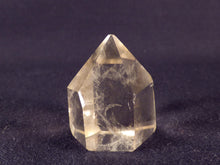Small Madagascan Pale Citrine Polished Crystal Point - 27mm, 16g