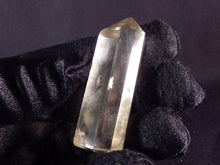 Small Madagascan Pale Citrine Polished Crystal Point - 51mm, 26g
