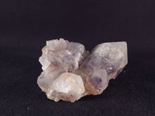 Orange River Quartz Cluster with Amethyst Phantoms Natural Specimen - 61mm, 61g