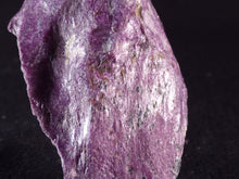 Pure Stichtite Rough Specimen - 63mm, 19g