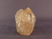 Natural Congo Pale Citrine Crystal - 48mm, 44g