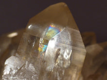 Natural Congo Pale Citrine Crystal Cluster - 65mm, 66g