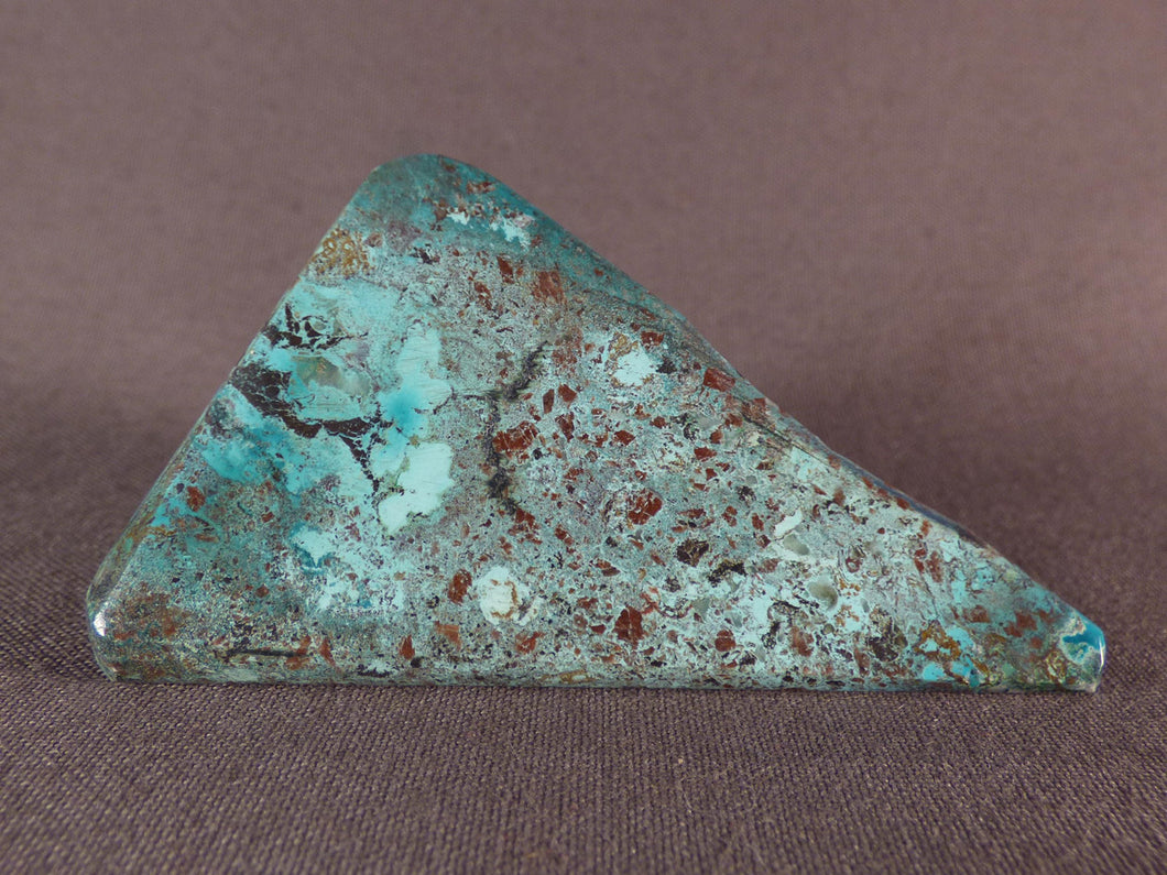 Congo Shattuckite Polished Freeform - 66mm, 41g