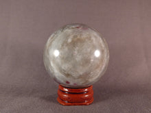 Madagascan Eudialyte Sphere - 52mm, 188g